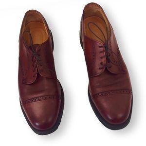 Allen Edmonds • Benton Cap Toe Oxford Size 11N